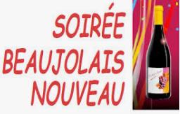 """Résultat de recherche d'images pour """"soirée beaujolais nouveau"""""""